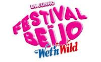 Festival do Beijo Wet'n Wild www.wetnwild.com.br/festivaldobeijo