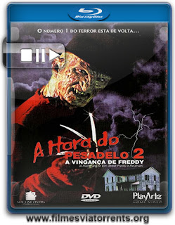 A Hora do Pesadelo 2: A Vingança de Freddy Torrent - BluRay Full HD 720p | 1080p Dual Áudio 5.1 (1985)