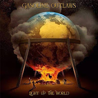 Gasoline Outlaws album cover image for Light Up The World