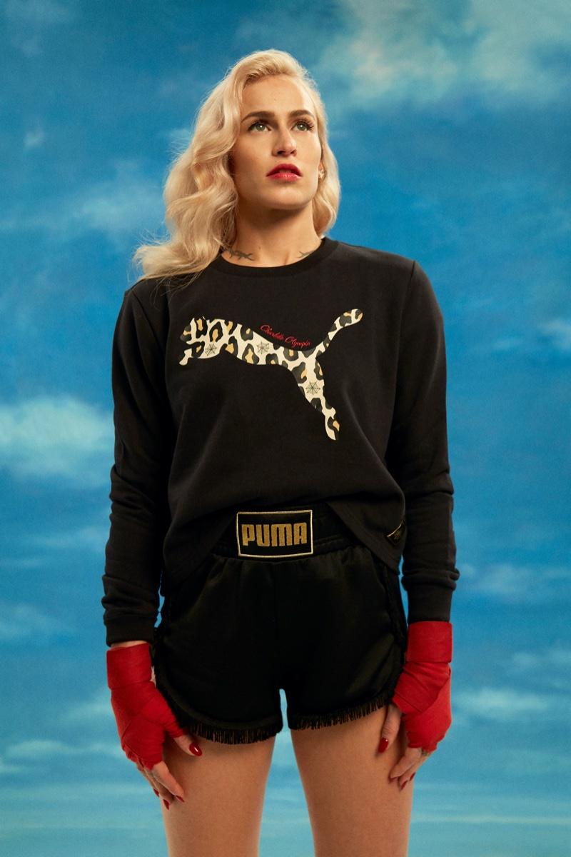 Charlotte Olympia x PUMA Collaboration