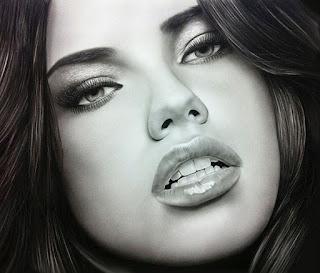 rostros-de-chicas-pintados-con-lapiz dibujos-femeninos-pinturas-lapiz