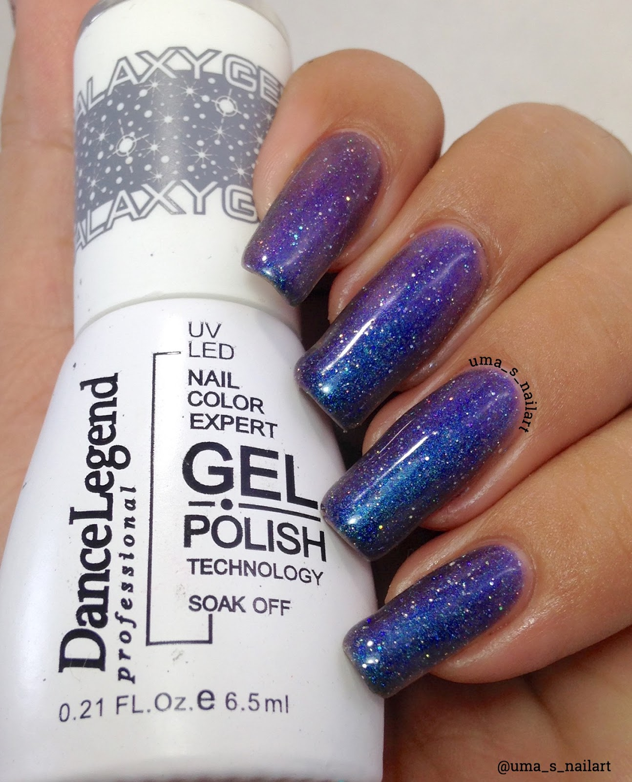 Gelaxy Gel Nail Polish