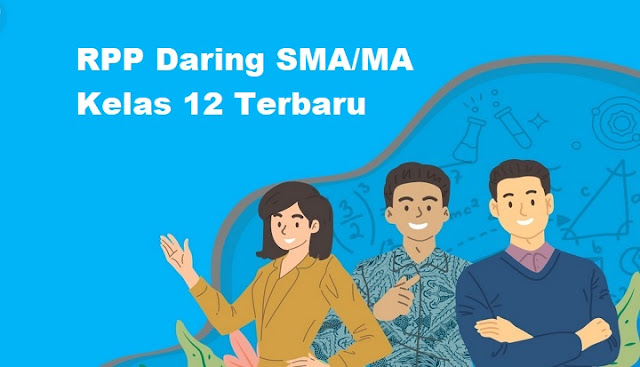 RPP Daring SMA/MA Kelas 12