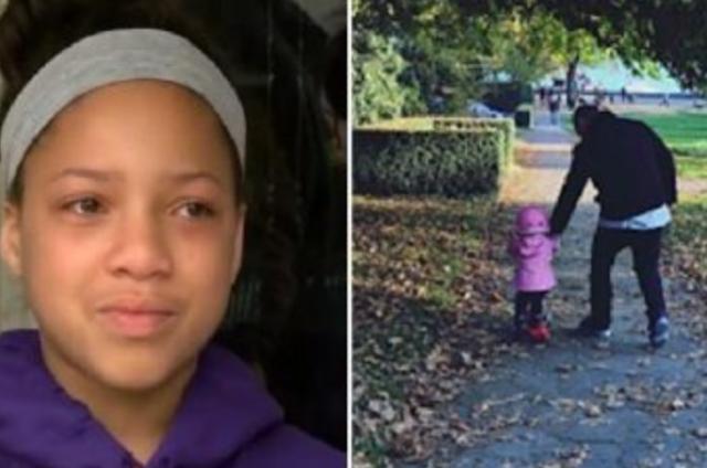 Мужчина схватил четырехлетнюю малышку за запястье! 12-летняя девочка сразу же приняла меры и спасла ребенку жизнь! ВИДЕО