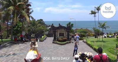Pantai Terindah Bali, Pantai Tanah Lot