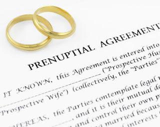 perjanjian perkawinan menurut KUH Perdata