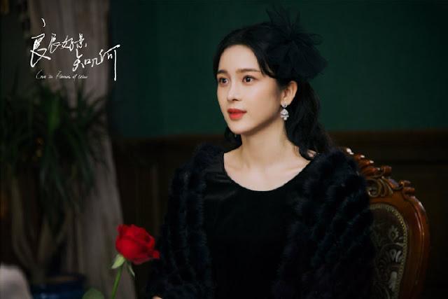 Love in Flames of War zhao yingzi