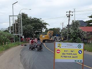 Gorong - Gorong Simpang Ulim Mulai Dikerjakan, Petani Minta Tidak Asal Jadi