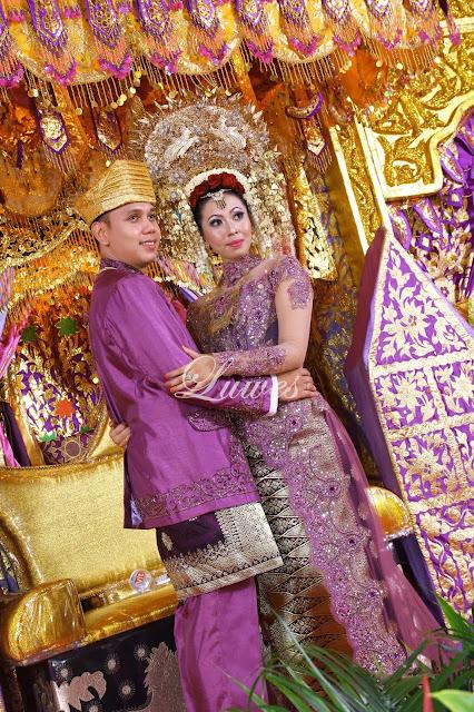 Makeup artist (mua) pernikahan adat minang