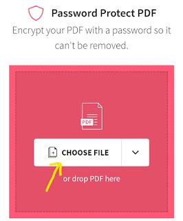PDF File Me Password Kaise Lagaye