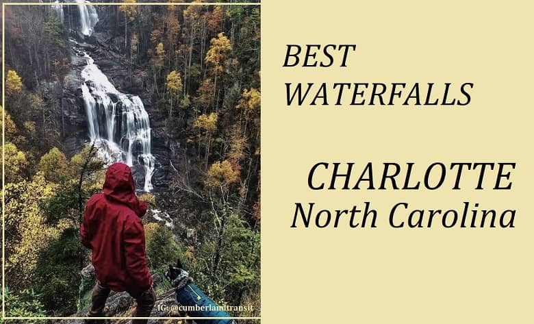 Best Waterfalls near Charlotte, North Carolina