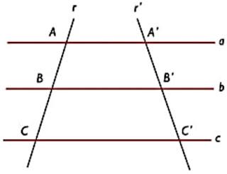 UNIFENAS 2019 Sejam BC 6 BC 3 e AB 8 determine o valor do segmento de reta AB