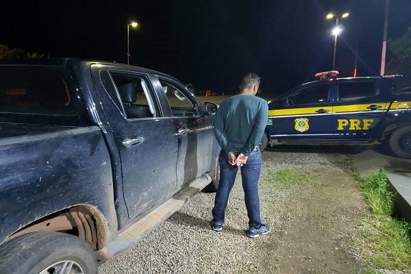 Homem com diversas passagens pela Polícia continua praticando crimes em Cacoal
