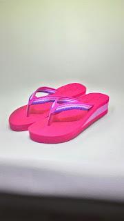 Jual Sandal Pretty Polos atau Pelangi