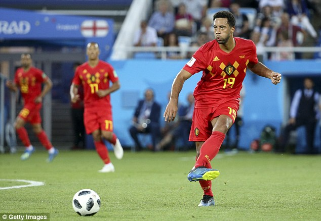 Mousa Dembele rejects £20m move to Inter Milan