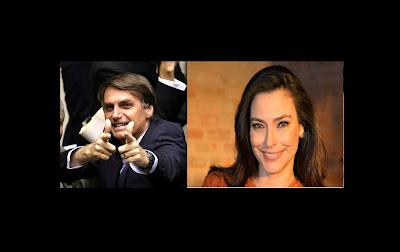 site policia mg Jornalista Valeria Monteiro desafia Jair Bolsonaro