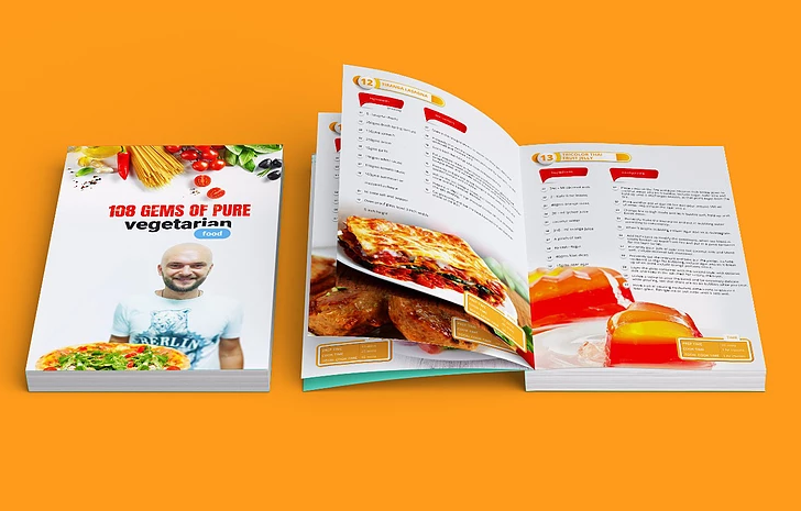 108 VEGETARIAN RECIPES BY MARTINS ATE