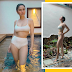 Jessy Mendiola shows off her hot tiny waist during Negros Oriental getaway