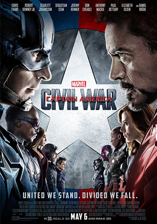 Captain America: Civil War 2016 BRRip 720p Dual Audio Hindi English