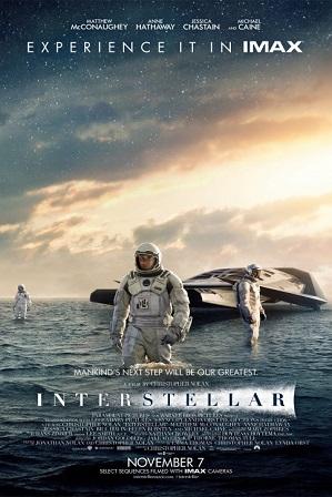 Interstellar (2014) English [With Hindi Sub] 720p BluRay Direct Download thumbnail