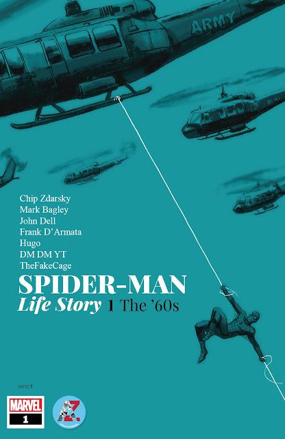 Spider-Man Life Story Historia de Vida Marvel, descarga mega español