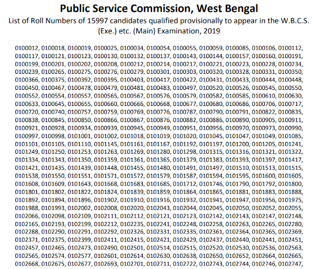 West-Bengal-PSC-Selected-Candidates