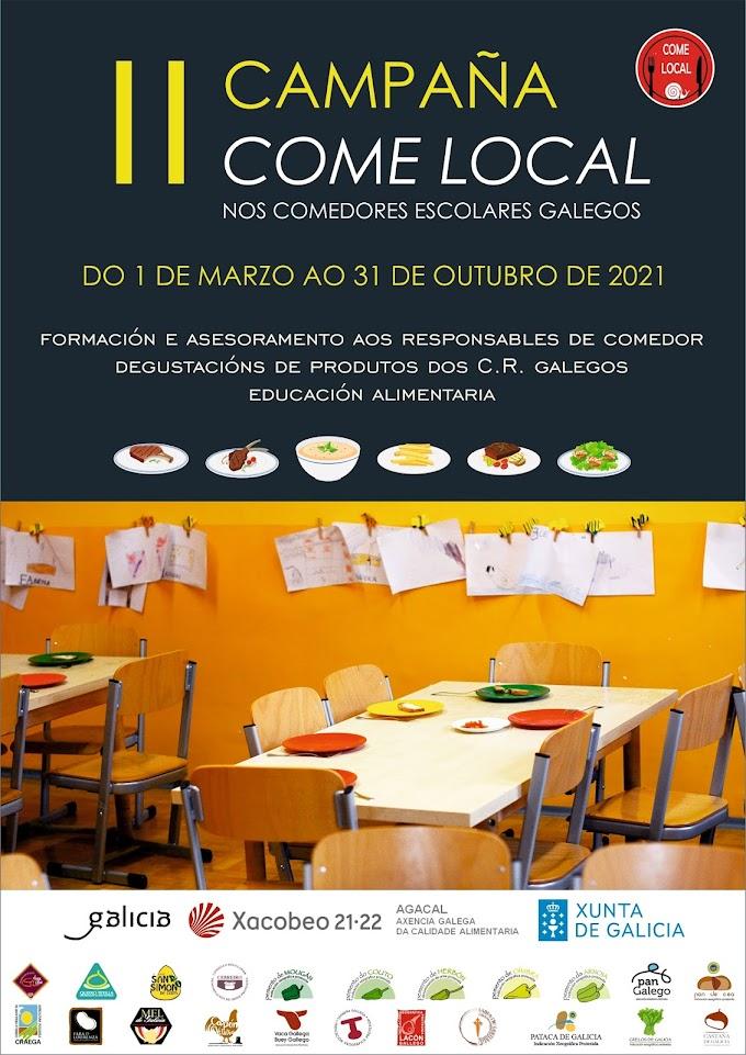 "Campaña ""Come Local"" 2021"
