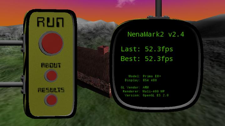 Primo E8+ hands-on review Nenamark Score