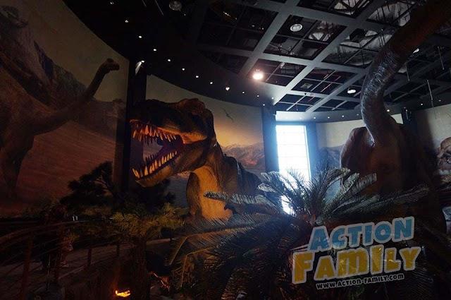 พาลูกเรียนรู้ ดูไดโนเสาร์ พิพิธภัณฑสถานแห่งชาติธรณีวิทยาเฉลิมพระเกียรติ