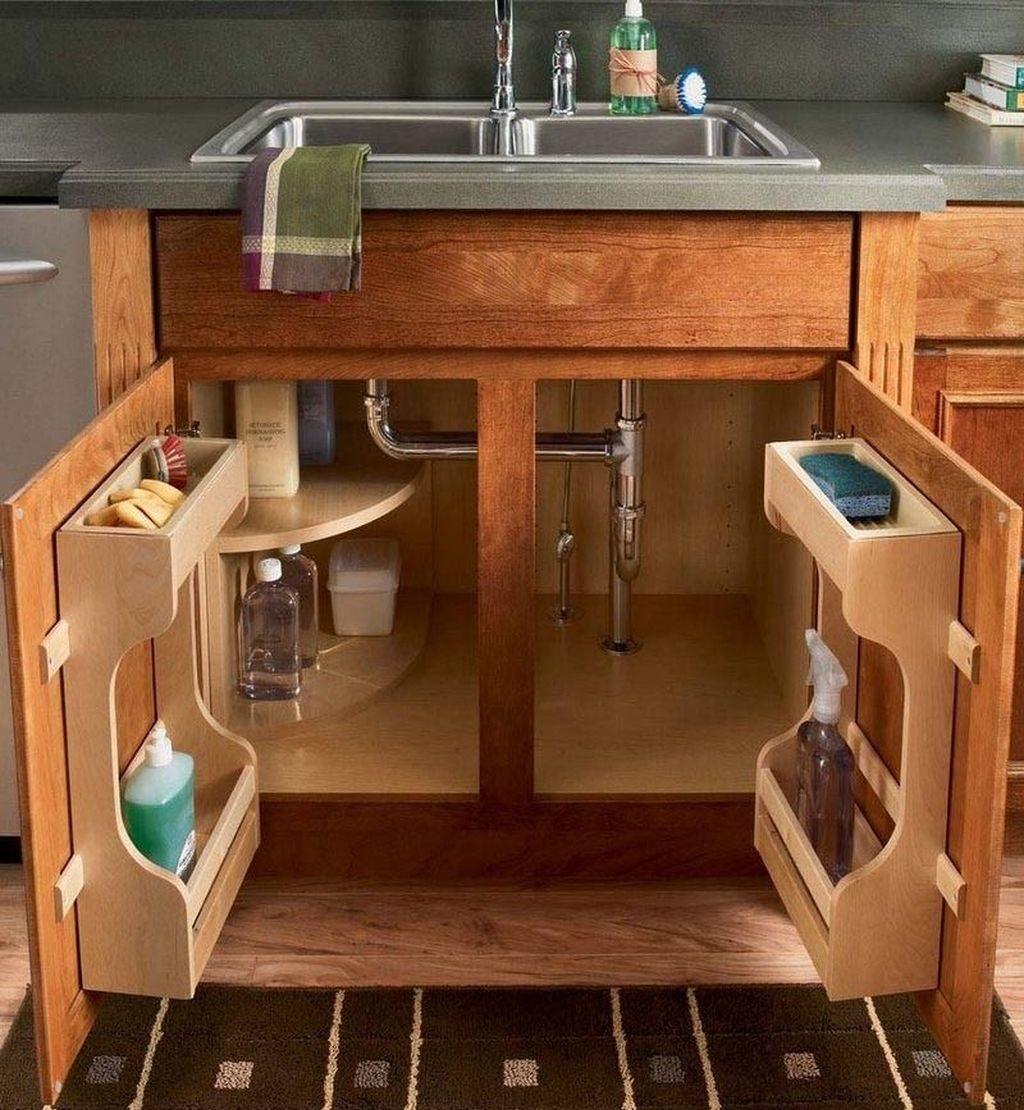 Amazing Kitchen Storage Organization Ideas 2019