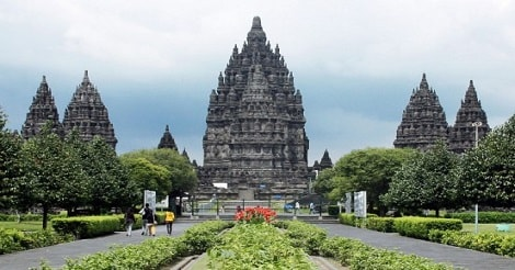Candi Prambanan, Yogyakarta