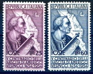 Italy 1954 - Vespucci