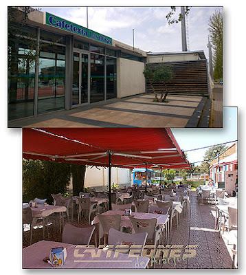 Cafetería Las Olivas