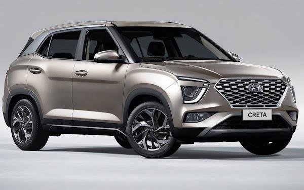 Novo Hyundai Creta 2022 - Limited