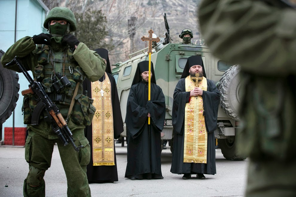 3a guerra mondiale in Ucraina
