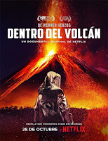 pelicula Dentro del Volcán