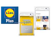 """Concorso LIDL Plus """"Cancella e Vinci"""" : vinci premi certi e coupon con la spesa"""