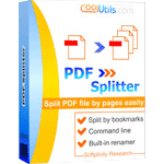 Download Coolutils PDF Splitter v5.2.0.67 Full version