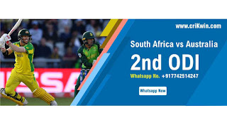 SA vs Aus Dream11 Prediction: Australia vs South Africa Best Dream11 Team for 2nd ODI Match