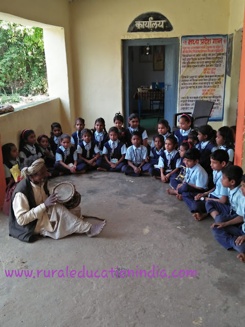 Rural Education India TLM