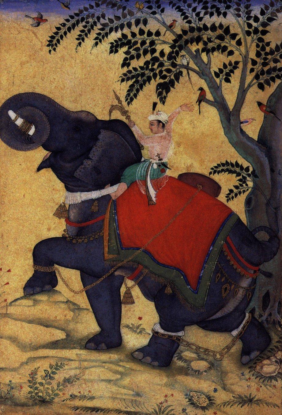 Ramprasad : Brave soldier of Maharana Pratap | रामप्रसाद एक बहादुर हाथी