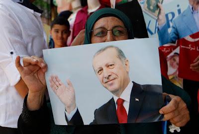 Warga Palestina mendesak warga Turki untuk memutuskan hubungan dengan 'Israel