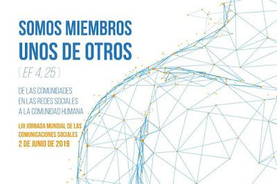 https://www.conferenciaepiscopal.es/jornada-mundial-de-las-comunicaciones-sociales-2019/
