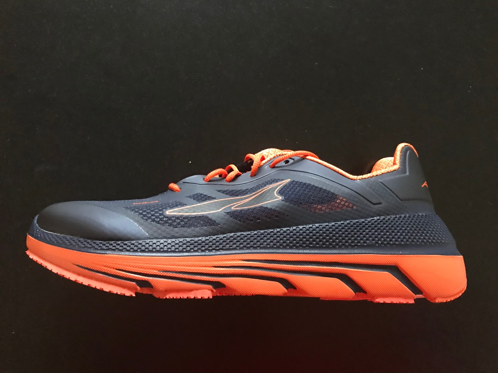 Altra Duo Road Running Shoes Women orange US 7,5