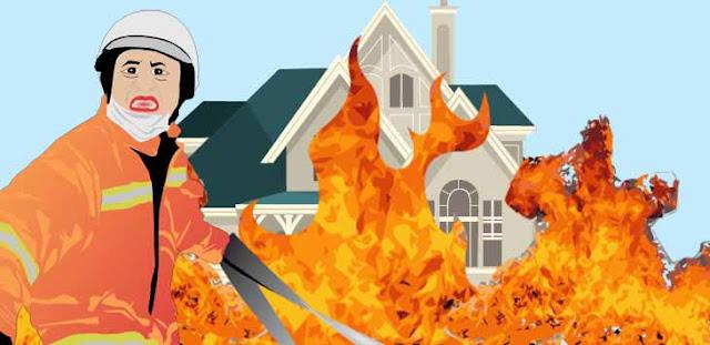 RS Sentra Medika Cibinong Kebakaran, Api Merembet ke Lantai Dua