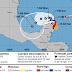La tormenta tropical Gamma se fortalece horas antes de tocar tierra en México