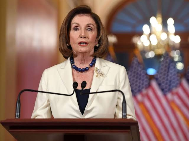 Nancy Pelosi directs the House of Reps to move ahead with Trump's impeachment as they plan to impeach him before year's end