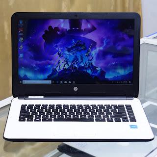 Jual Laptop HP 14-ac002TU (14-Inch) Second