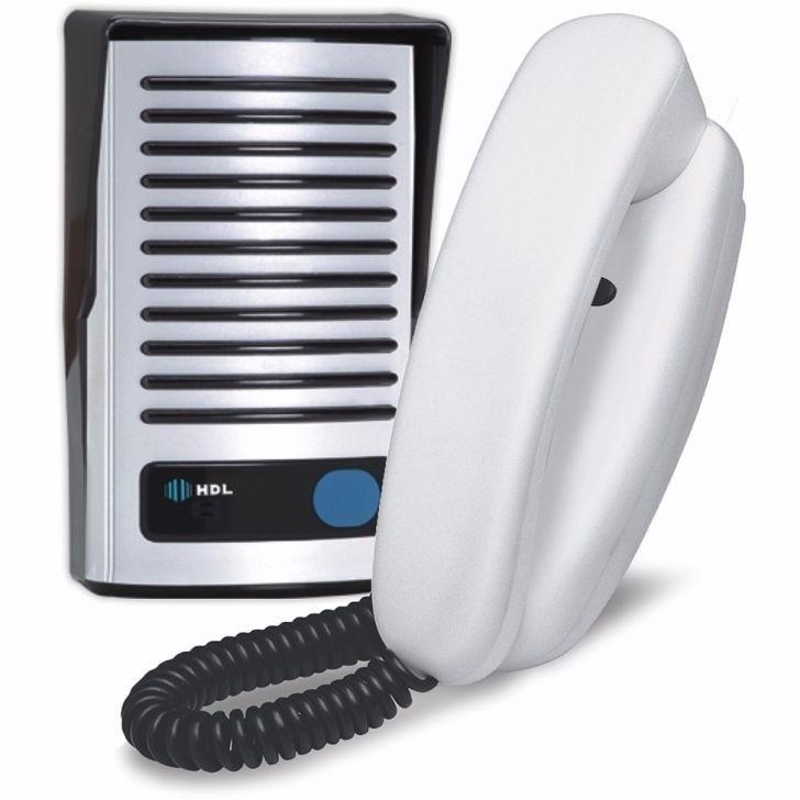 como instalar un intercomunicador de apartamento