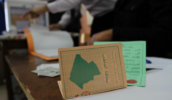 استرجاع أختام سلطة الانتخابات من المندوبيات البلدية